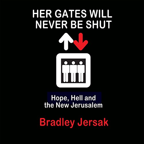Her Gates Will Never Be Shut audiobook cover art