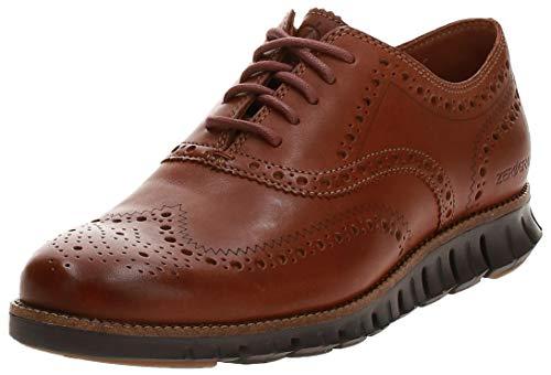 Cole Haan Men s Zerogrand Wing OX Oxford  british tan leather/java  11 M US