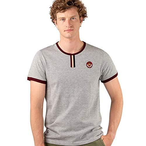 El Ganso Casual 1 T-Shirt, Gris (Gris 0018), Small Homme