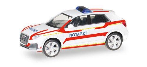 herpa 093361 Fahrzeug Audi Q2 Notarzt