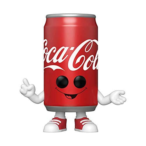 Funko- Pop Coke Coca-Cola Can Juguete coleccionable, Multicolor (53061)