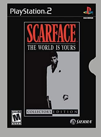 Amazon Com Scarface The World Is Yours Collector S Edition Playstation 2 Scarface Game Video Games