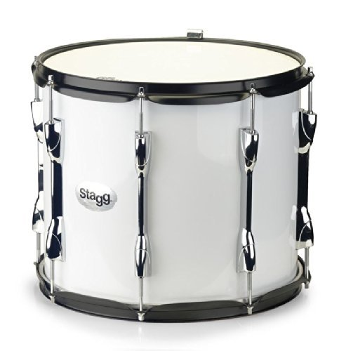 Stagg 25021375 MatD-1412 Marching Tenor Drum 35,56 cm (14 Zoll) x 30,48 cm (12 Zoll)