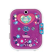VTech Purple Secret Safe Diary Light Show, Interactive Girls Diary, Secret Diary for Girls with Face...