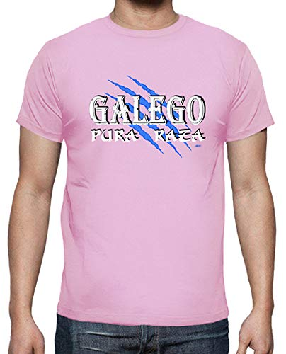 latostadora - Camiseta Galego Pura Raza para Hombre