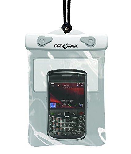 "Kwik Tek DP-58LL 5/"" x 8/"" Lemon//Lime Airhead Dry Pak Smart Phone Case"