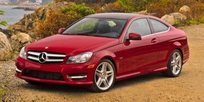 2014 Mercedes-Benz C250, 2-Door Coupe Rear Wheel Drive ...