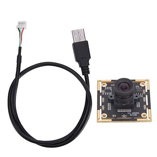 Módulo De Cámara USB AR0230 Chip De Módulo De Cámara USB Salida De Micrófono Incorporado 1920x1080 30 Fps 100 °