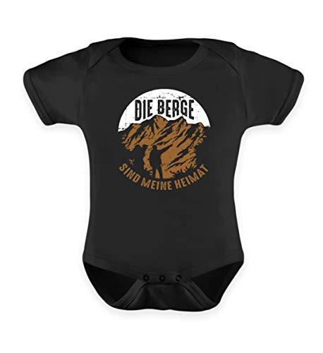 Shirtee - Body - Bébé (fille) 0 à 24 mois - Noir - 6-12 mois