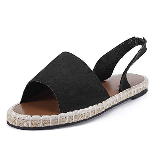 Sommer Retro Women's Flat Ankle Damen Sandalen Schuhe Flache Gladiator Thong Flip Flop Casual Sommerschuhe Strap Roman Slippers Beach Shoes