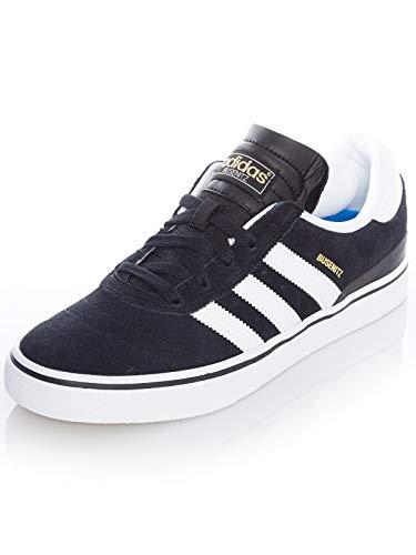 adidas Busenitz Vulc, Chaussures de Fitness garçon, Noir (Negro1/Runbla 000), 37 1/3 EU