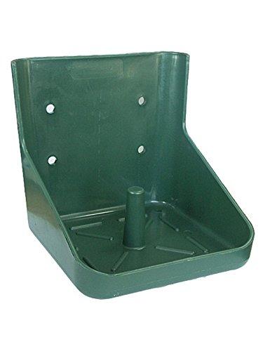 Soporte para piedras de sal (para 10 kg), color verde