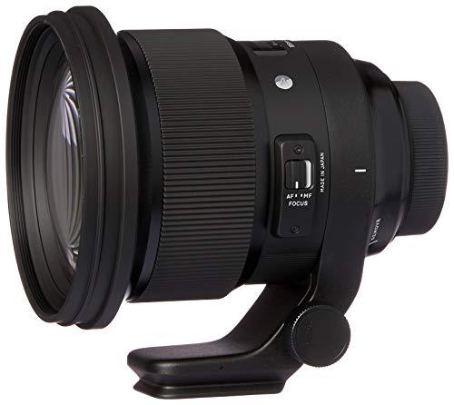 Sigma 259955 Obiettivo 105 mm-F/1.4-AF A DG HSM, Attacco Nikon,...