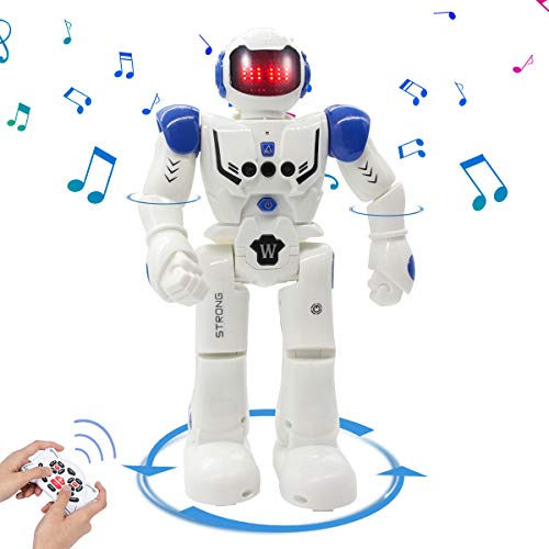 Vindany Inteligente RC Robot Juguete Control Remoto Gesto Ro