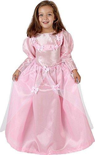les colis noirs lcn Deguisement Robe Princesse Rose Enfant 10/12 Ans - Costume Fée Fee - 065