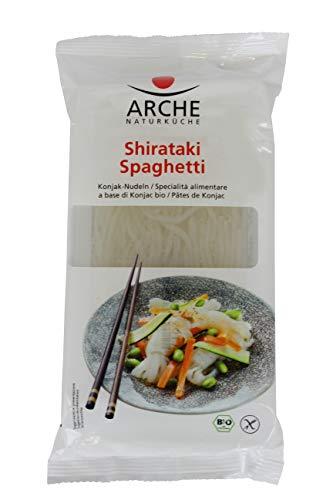 Arche Shirataki Konjak Nudeln, 6er Pack (6 x 150 g)