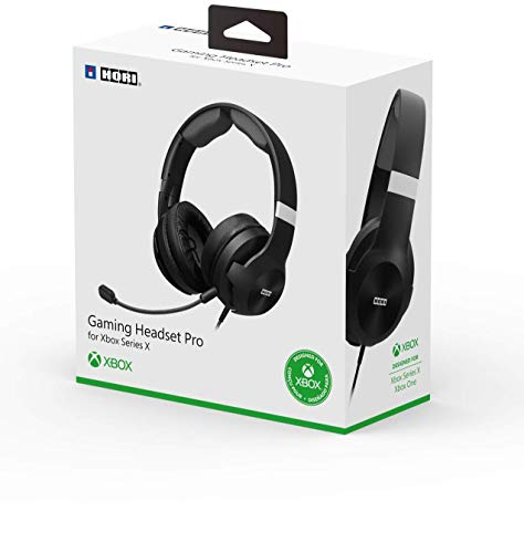 HORI -  Auriculares Gaming Pro (Xbox Series X|S/Xbox One/PC)