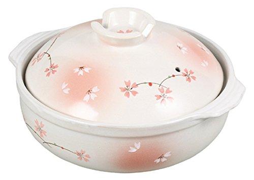 パール金属 土鍋 さくら 6号 L-1856