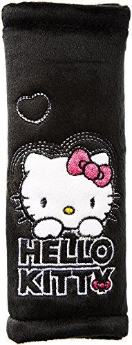 Hello Kitty Gurtpolster, schwarz