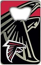 Abrebotellas estilo tarjeta de crédito NFL