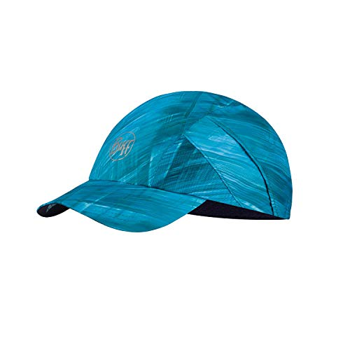 Buff Pro Run Cap Gorra, Unisex-Adult, Light Blue, One Size