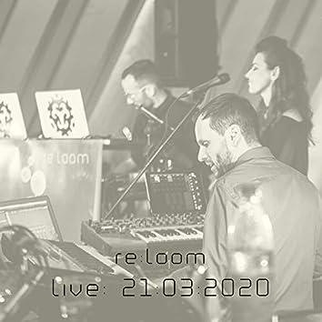 Live 21:03:2020