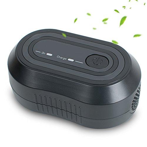 Enshey CPAP - Dispensador de Limpiador Portátil, Mini Tubos de Aire CPAP Clean Classic CPAP Equipo y Limpiador de Máscara/disector, Apto para Máquina CPAP Mask Manguera Tubo Accesorios