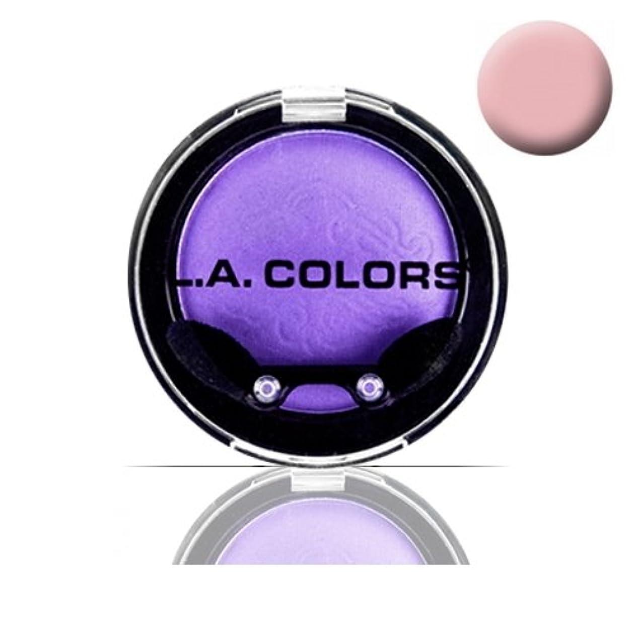 品運命的なフットボール(6 Pack) LA COLOR Eyeshadow Pot - Eden (並行輸入品)
