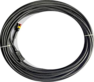 Cable de baja tensión para cortacésped McCulloch ROB S400, S500, S600, cable de conexión para transformador y estación de carga, [para modelos a partir de 2019 y 2020] (10 metros)