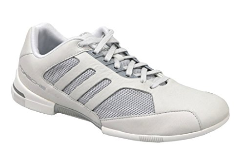 adidas Herren Porsche Turbo 1.2 S75399 Sneaker, Weiß Silber, 40 EU