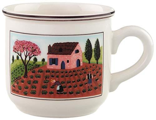 Villeroy & Boch 10-2337-1300 Tasse à Café Porcelaine Rouge 32 x 21,5 x 9,5 cm 1 Tasse