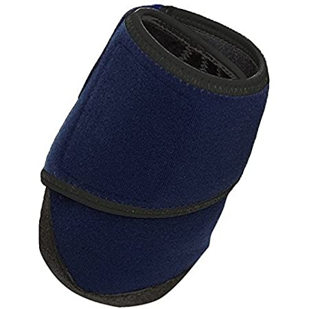 Healers Petcare Medical Dog Bootie, Single Unit - Blue