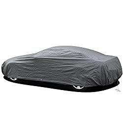 Xtrashield Custom Fit 2005-2014 Ford Mustang Car Cover Black Covers