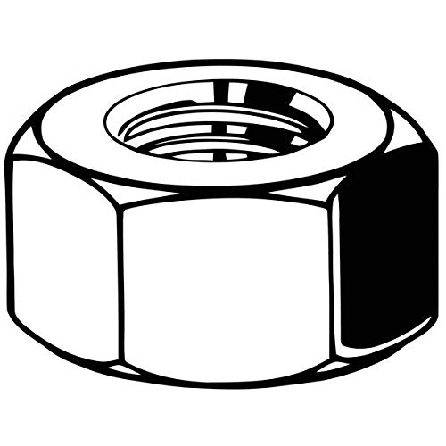 Special Campaign Atlanta Mall Fabory Hex Nut Class 10 M6-1.00 Pack PK100 Zn 11 of Yllw