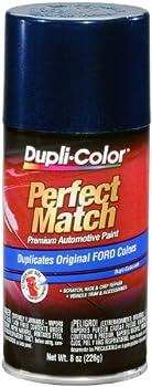 Dupli-Color BFM0294 Twilight Blue Metallic Ford Exact-Match Automotive Paint - 8 oz Aerosol