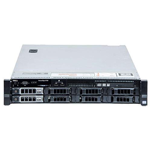 DELL Poweredge R720 8X LFF - 2 Intel Xeon 8Core Processor E5-2650, 32 GB DDR3ECC Reg, HDD 2X 3TB SAS 3,5' (Reacondicionado Certificado)