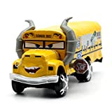NXCY01 Pixar Cars Regalos 3 Juguetes Rayo Mcqueen Jackson tormenta Mack Truck tío 1:55 Diecast Modelo de Coche for niños de Navidad (Color : MAI s)