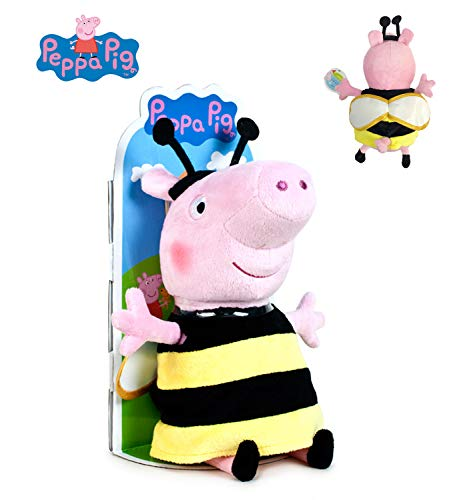 Peppa Pig - Peluche Peppa Verkleidet als Biene in Blister 10,62