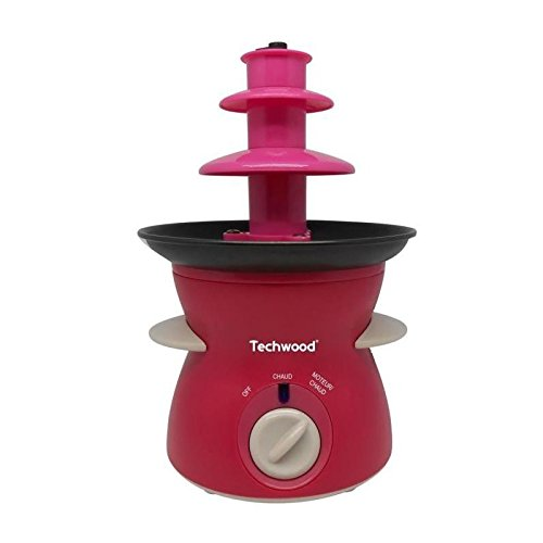 TECHWOOD TFC-105 Fontaine a chocolat - 80 W