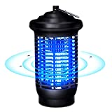 VOKSUN Mosquito Killer Lamp, 15W Mosquito Killer Bug Zapper Catcher, 360 ° UV