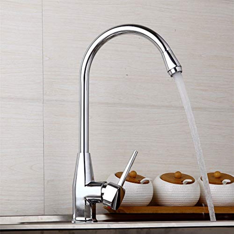 Floungey BadinsGrößetionen Waschtischarmaturen Küchenarmaturen Bad Waschbecken Wasserhahn Deck Montieren Bright Chrome Waschbecken Mischer Wasserhhne Hot & Cold Water Mischbatterien