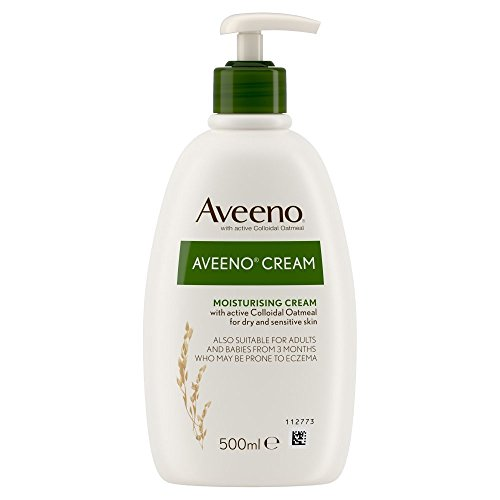 Aveeno cream – for dry and itchy skin
