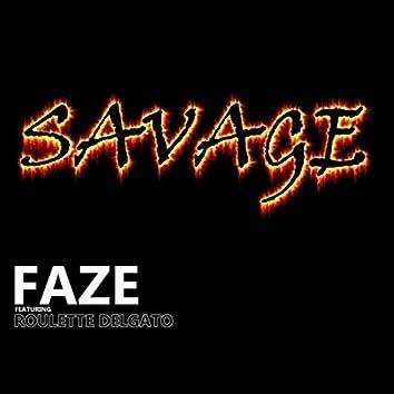 Savage (feat. Roulette Delgato)