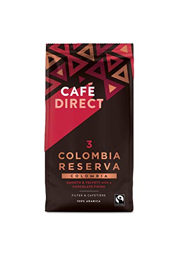 Caf?direct Ground Arabica Coffee 227g (Pack of 6)