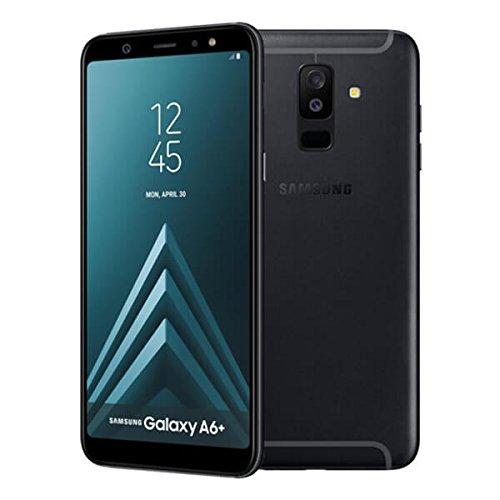 Samsung Galaxy A6 Plus (2018) LTE 32GB SM-A605FN Negro SIM Free