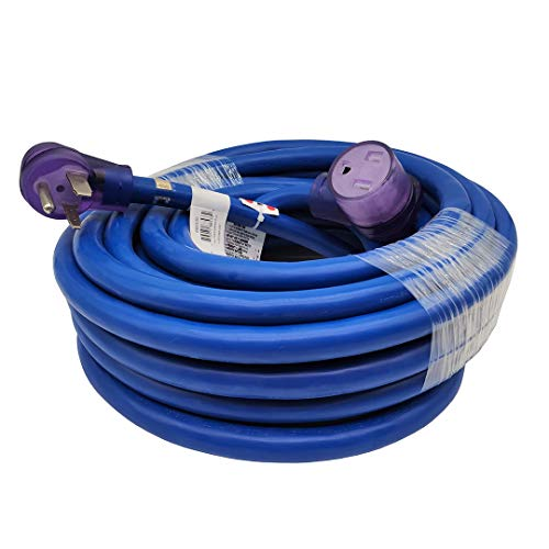 Parkworld Welder 50A Extension Cord, Welding 3-Prong NEMA 6-50 Extension Cord (50FT)