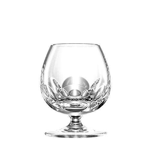 ARNSTADT KRISTALL Cognacglas Palais hell (10,6 cm) Kristallglas mundgeblasen · handgeschliffen · Handmade in Germany · Direkt vom Hersteller