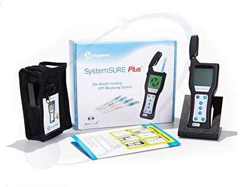 Bio Shield Tech Hygiena SystemSure Plus Luminometer ATP Bio-Contamination Testing Meter - SS3