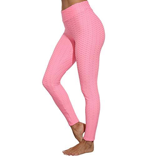 SotRong Pantalones yoga mujer cintura alta
