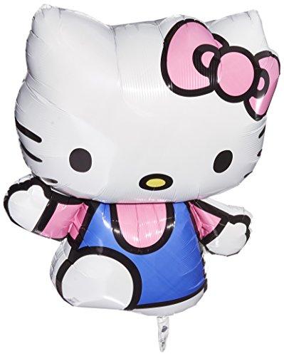 Anagram International 1680001Hello Kitty Balloon Pack, 76,2cm Rosa Viola